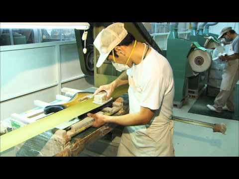 FUJIGEN (FGN) GUITARS JAPAN - FACTORY TOUR