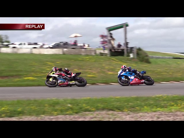 Mopar Pro Superbike - Round 4, Race 2 - July 22, 2018