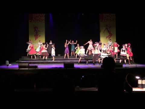 Glee Championships 2017 - St. George's School of Montreal