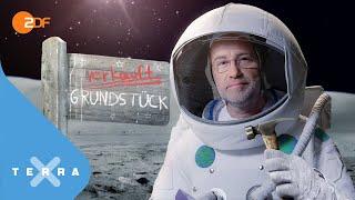 Wem gehört der Mond?  Harald Lesch