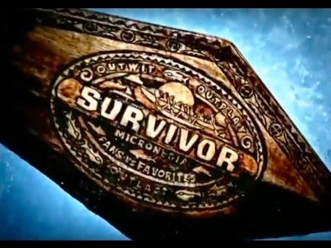 Survivor: Micronesia - Opening