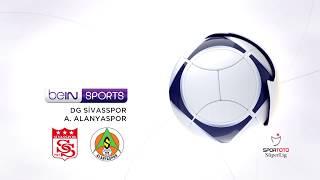 DG Sivasspor 2 - 2 A. Alanyaspor #Özet