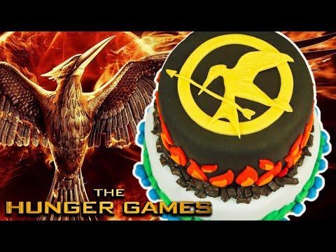 Generate HUNGER GAMES CAKE - NERDY NUMMIES Screenshots