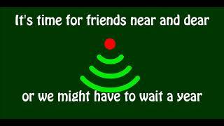 WiFi Christmas Lyric Video by Ryan Paulino