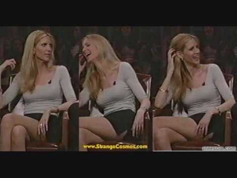 Ann coulter rages