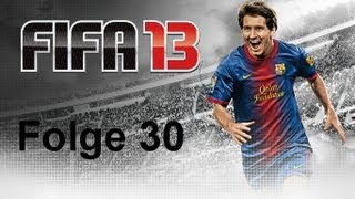 Lets Play Fifa 13 Folge 30: FC Barcelona vs Real Madrid 1.Halbzeit (German/Deutsch) [HD]