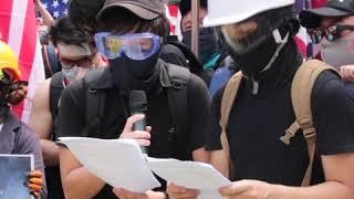 """港人周日发起""""香港人权及民主祈祷会"""""""