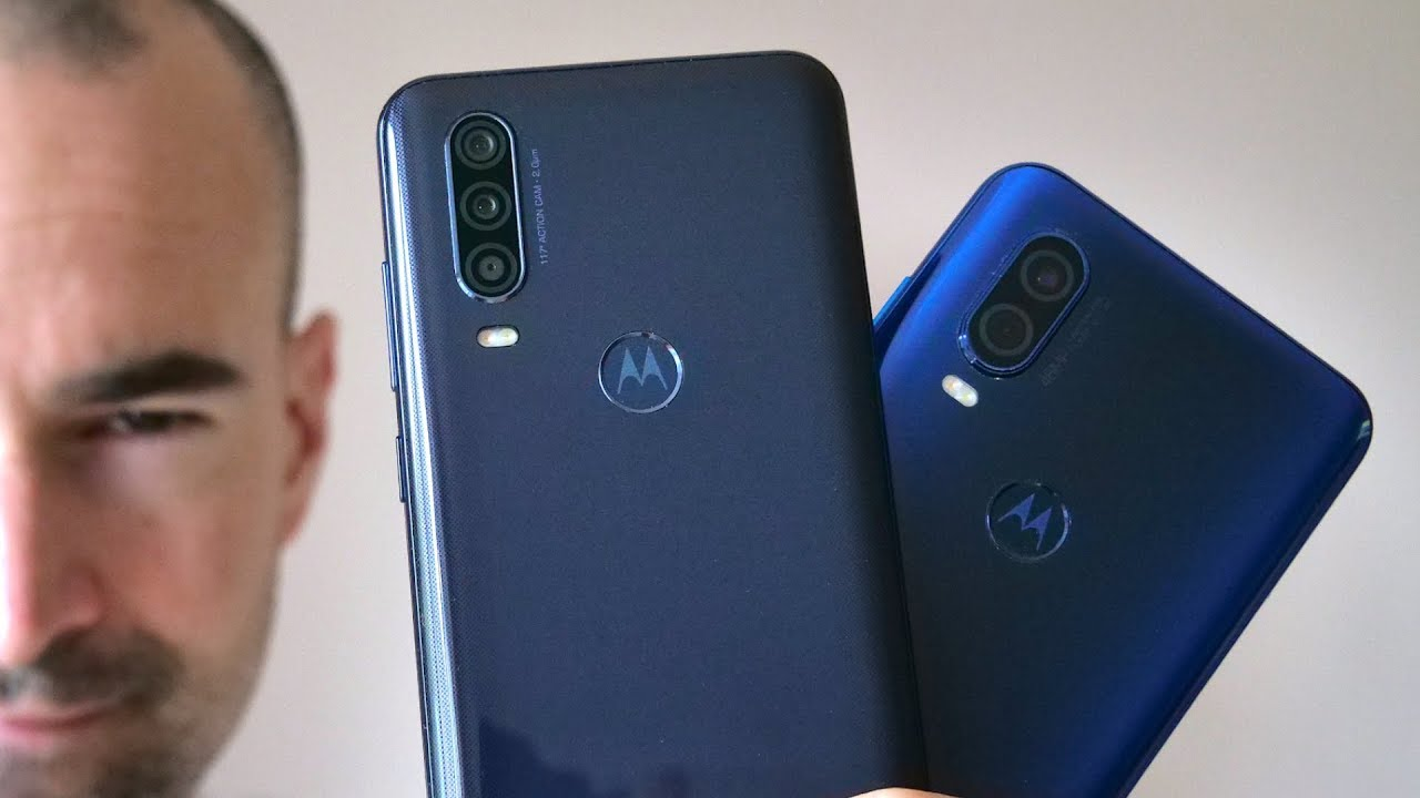 moto one vision review uk