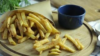 ОЧЕНЬ вкусный картофель ФРИ в домашних условиях [Simple Food - видео рецепты]