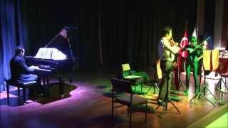 Shostakovich - 5 Pieces for 2 Violins and Piano V. Polka
