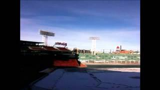 Red Sox PA Announcer Audition