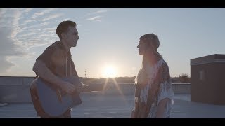 Light On - Maggie Rogers (Acoustic Cover) - Landon Austin and Kathleen Regan