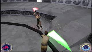 Star Wars Jedi Knight II: Jedi Outcast (PS4) Part 25: The Pit (Jedi Master Difficulty)