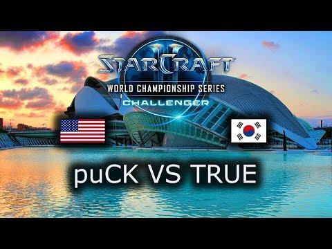 puCK VS TRUE - PvZ - FINAL - WCS Challenger NA 2018 Season 2 - polski komentarz