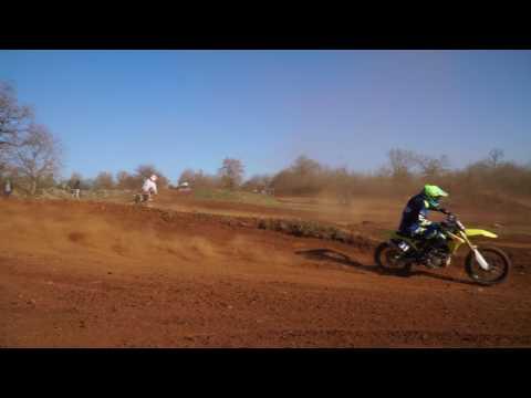 Motocross in Barboj (4K)