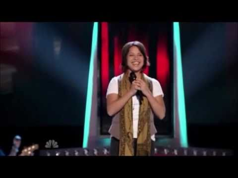 The Voice(NBC) Vicci Martinez - Rolling In The Deep(Adele)