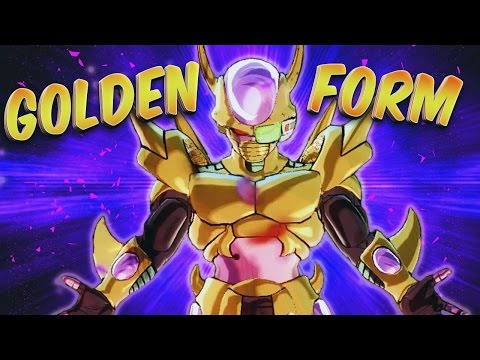 Dragon Ball Xenoverse 2: How to Get Golden Form for Frieza Race (Transformation GUIDE)