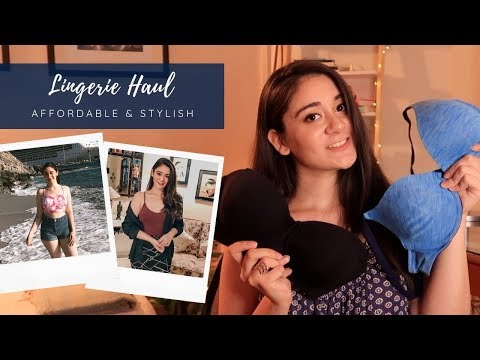 Lingerie Essentials For Every Girl | Zivame Haul | The Basics!
