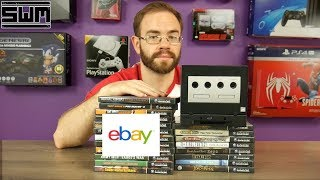 Building A Nintendo GameCube Collection: eBay Lots