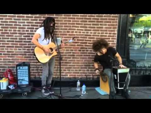 Street Band Santa Monica