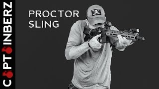 Proctor Sling by Way of the Gun (Simplicity Shines Through!)