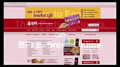 How to Enroll Third Party Accounts on BPI Express Online