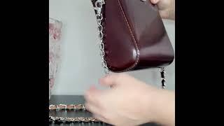 Женская сумочка клатч в стиле спортшик из элитной итальянской кожи TAMPONATA