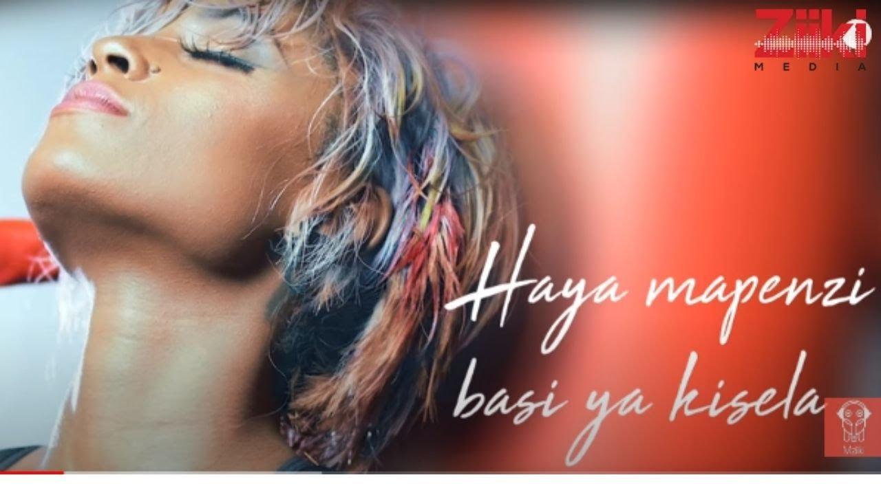 Download Kisela - Vanessa Mdee Ft. Mr. P (P-Square) - LYRICS VIDEO