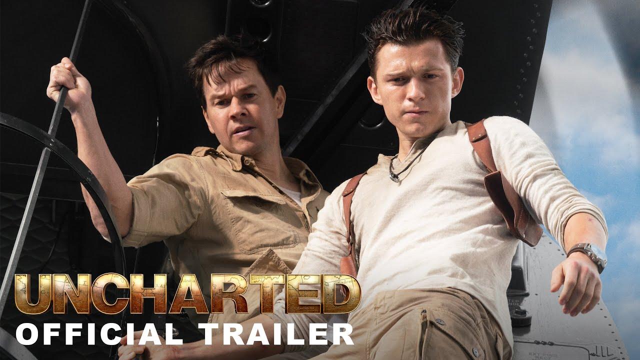 Download Uncharted   International Trailer   Soon In Cinemas (مترجم)