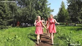 Прикольный свадебный клип Кости и Кати. Студия Отражение. Свадьба в Твери