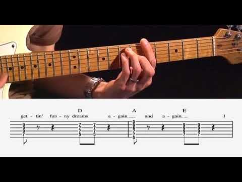 Video - How to Tune Your Guitar with a Piano