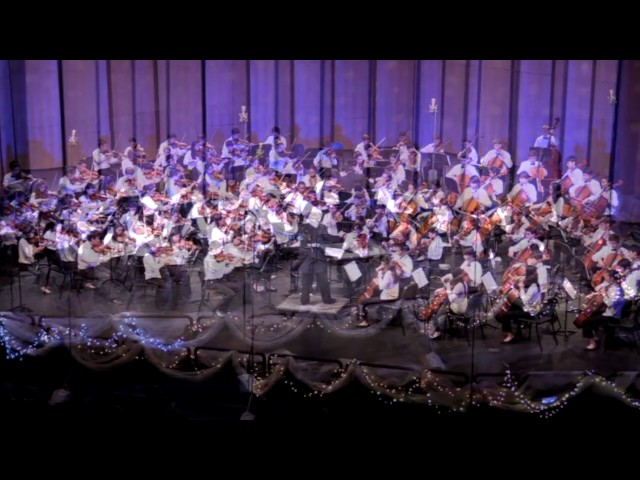 08 Holmes Advanced Orchestra Marriage of Figaro Overture Mozart
