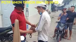 Bắt gọn băng nhóm dùng mỹ nhân kế.dàn cảnh cướp tài sản tại Nhơn Trạch