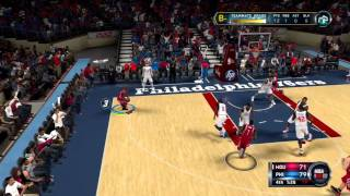 NBA 2K12 My Player - How I Became a Starter