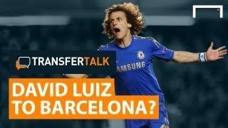 David Luiz to Barcelona, Lamela to join Bale at Tottenham? | Transfer Talk #18