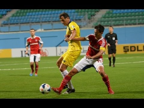 Tampines Rovers vs South China : AFC Champions League 2014 Playoffs Round 1