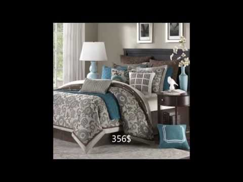 10 Luxury bedding sets, luxury comforters sets for your bedroom!