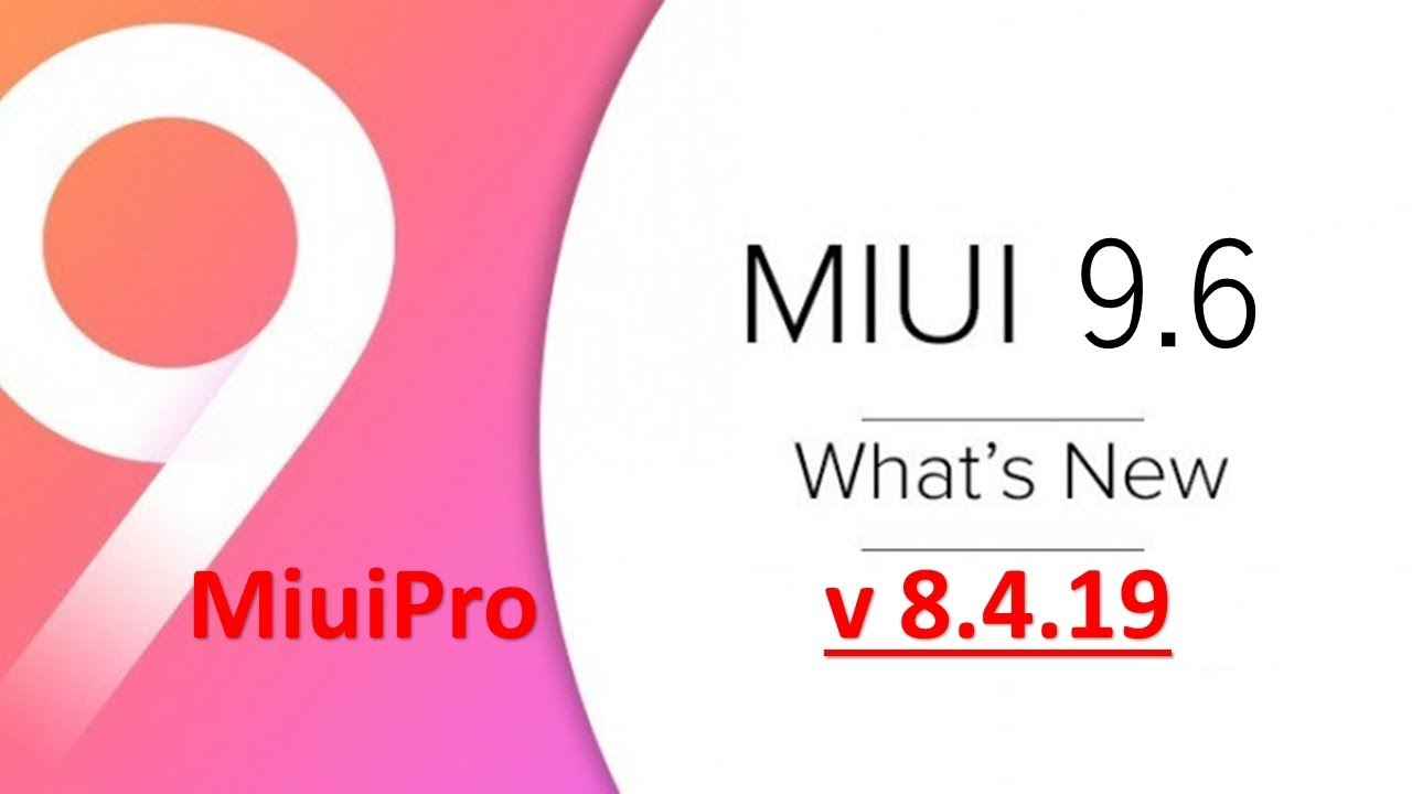 "MiuiPro 8 4 19 ROM | Miui 9  6 Android Nougat 7 0 by Orochi | Redmi Note 3  ""Kenzo"" 