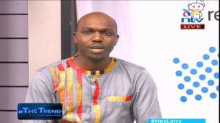 Larry Madowo announces he is leaving #theTrend