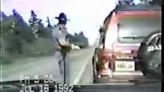 Funny police stop