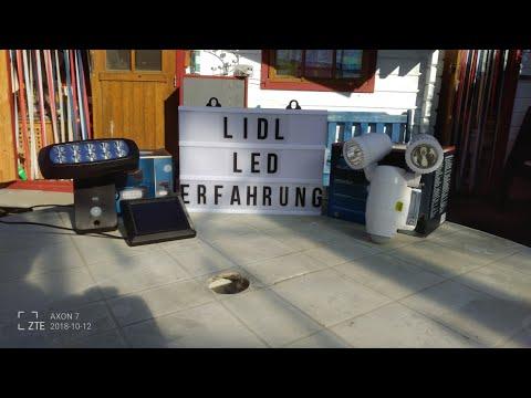 Livarno Led Solar Strahler