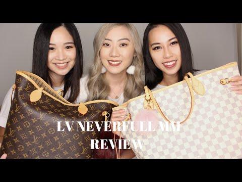 Louis Vuitton Neverfull MM Review