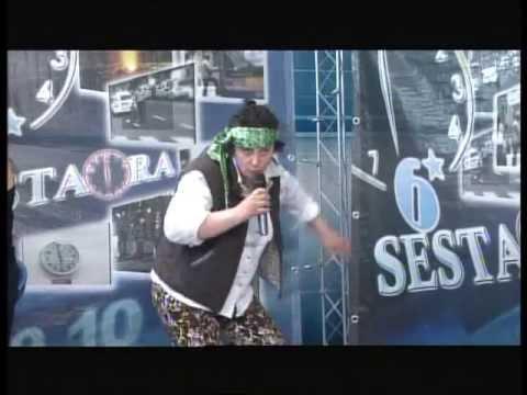 SESTAORA 11 04 2013 (3 PARTE) Emanuele Bertelli -  Annalisa Parisi imita Angelo Lizzio