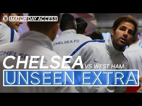 West Ham Vs Chelsea Access All Areas | Unseen Extra