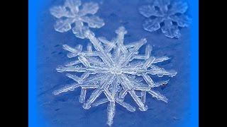 Урок №7 Серьги снежинки из полимерной глины!  Мастер класс.