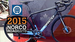 Norco 2015: Search Gravel, Threshold CX & Range 1 Enduro bikes