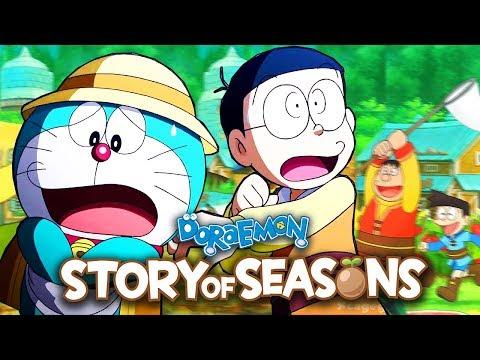 DORAEMON Story of Seasons 1: KHI NOBITA BỊ LẠC VÀO CHIỀU KHÔNG GIAN KHÁC !!!
