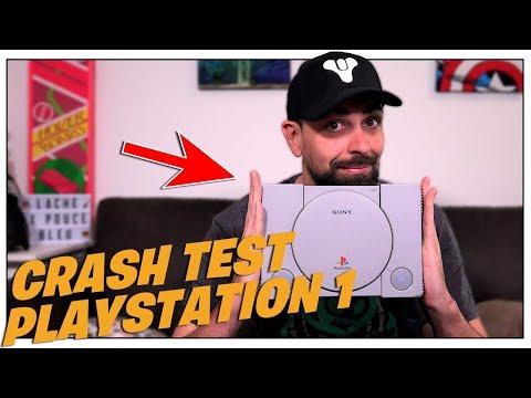CRASH TEST - Playstation 1 du vide grenier | Ejayremy