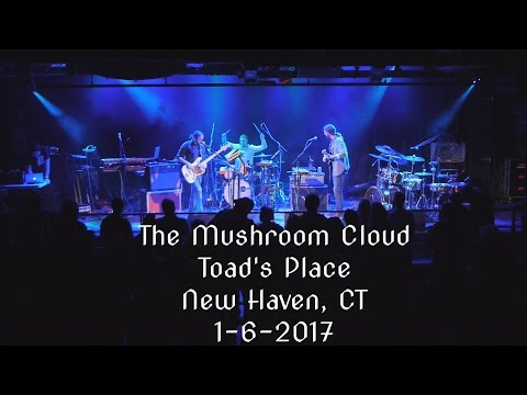The Mushroom Cloud - Toad's Place - New Haven, CT 1-6-2017 [Full set: 1 cam + SBD audio]