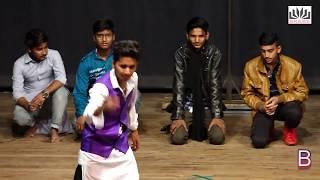 Sholay Funny drama Short Skit Gabbar Singh by the students of BRAMS SCHOOL